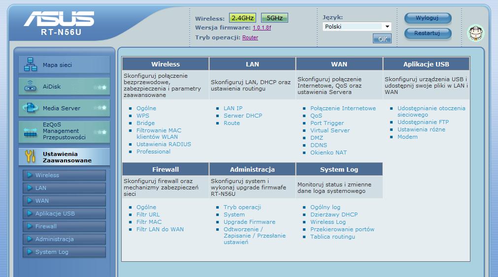 asus router rt n66u manual